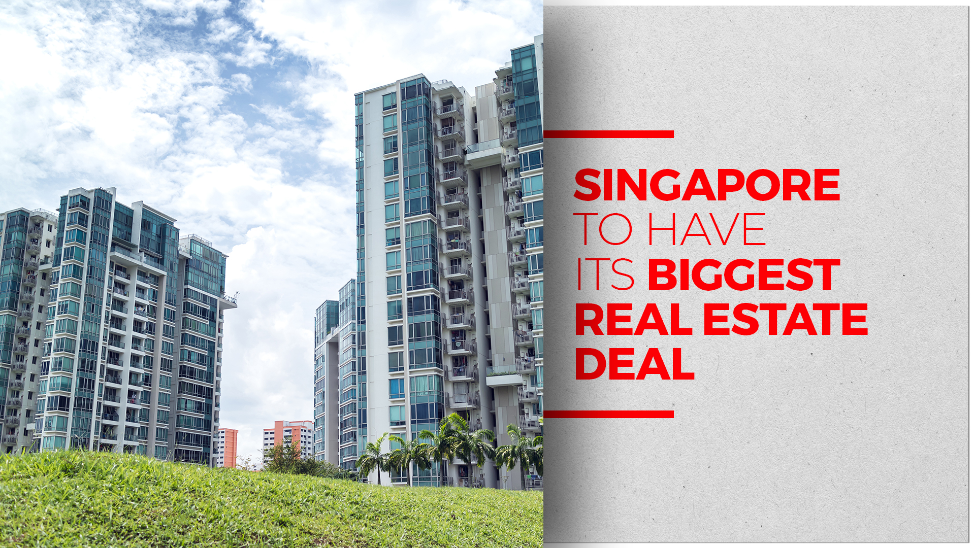 CapitaLand In Talks To Buy Real Estate Group Ascendas-Singbridge