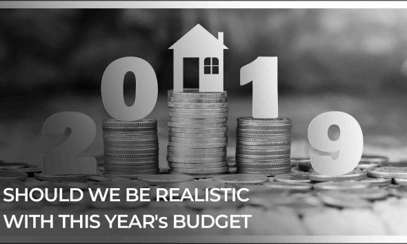 Interim Budget 2019 - Let's Not Get Too Excited