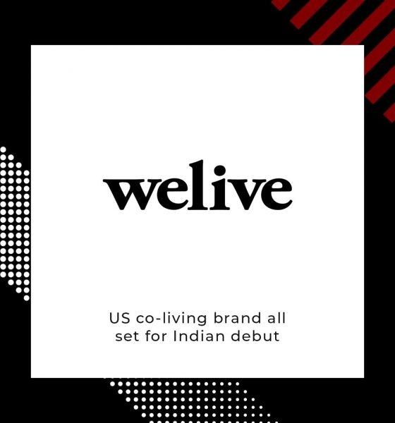 Co-Living Brand WeLive To Launch In India This Year