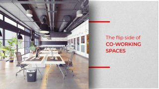 New Study For Indian Coworking Offices Reveals Low Productivity