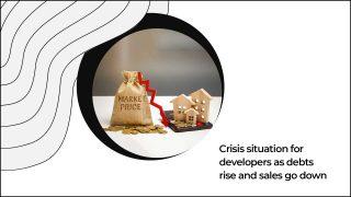 Builders In 8 Cities Sunk In Debt With Rs 4 Lakh Crore Arrears