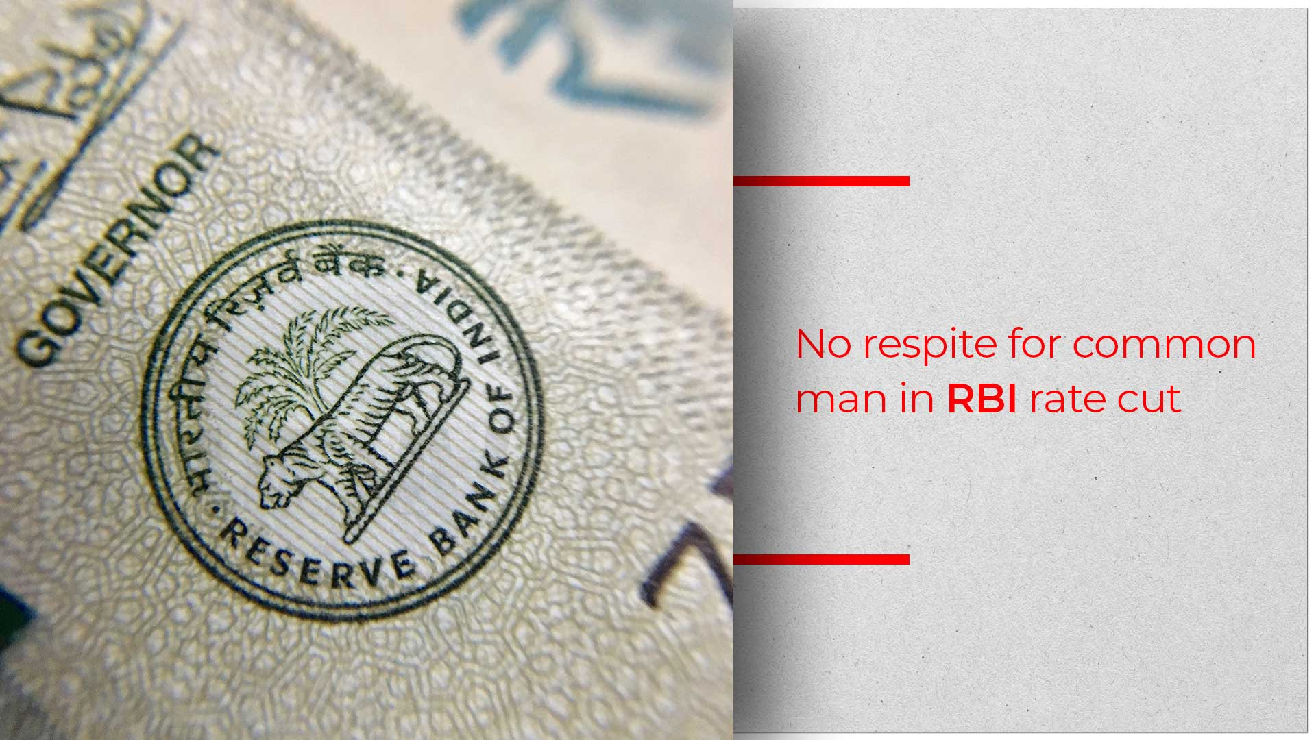 RBI's Repo Rate Cut Won't Reduce EMIs For Home Loans