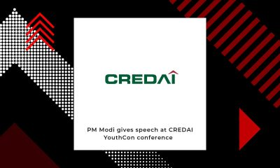 PM Modi Assures Boost To Real Estate Industry At CREDAI YouthCon