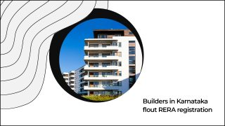 Builders in Karnataka flout RERA registration