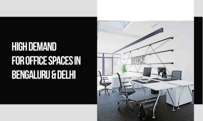Lease Rates Of Office Space Shoot Up In Bengaluru And Delhi