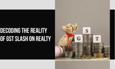 GST Rate Cut – Panacea or Brief Pain Relief for Real Estate?