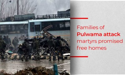 CREDAI Offers Complimentary Apartments To Kin Of Pulwama Martyrs