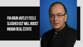 GST Council Decides To Cut Down GST To 1% And 5% For Homes