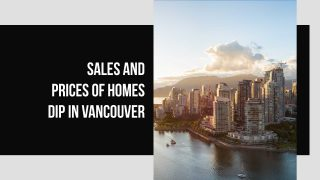 Study Finds Downward Spiral In Vancouver's Residential Realty