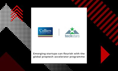 Colliers And Techstars Unite To Launch Proptech Accelerator