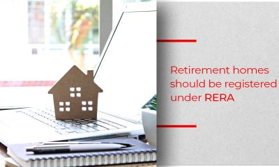 Centre Announced Guidelines For Regulation Of Retirement Homes
