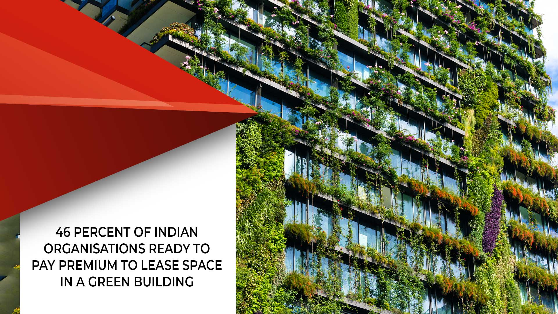 Four Percent Of Buildings In India Qualify As Green Buildings