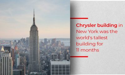 Iconic Chrysler Building in New York City To Be Sold for $150 million