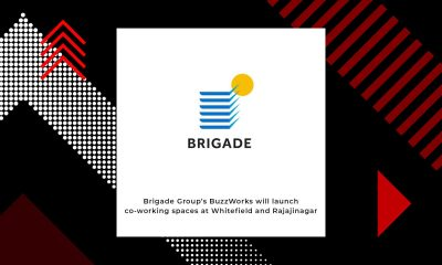 Brigade Group Provides CoWorking Spaces In The Name BuzzWorks