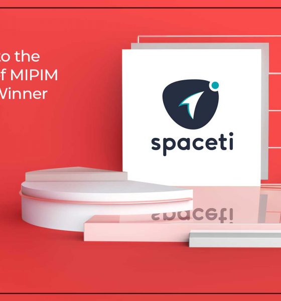 MIPIM Declares Spaceti One Of The Top Six Startups In The World