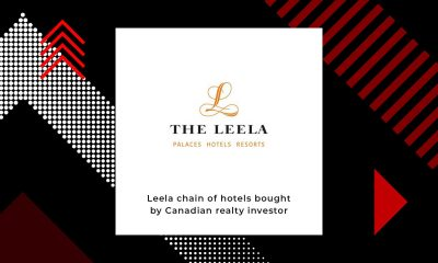Brookfield Asset Management Buys Leela Hotels For Rs 3,950 Crore