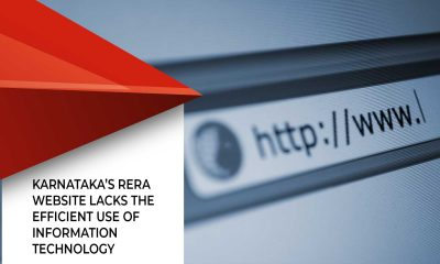 Karnataka's RERA Website Needs To Be Improved