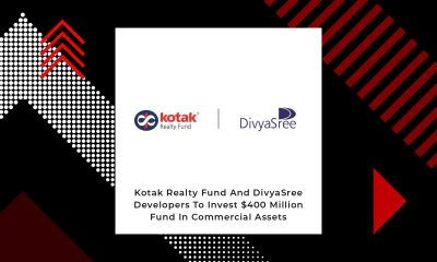 Kotak Realty, DivyaSree Create Fund For Office Spaces in India
