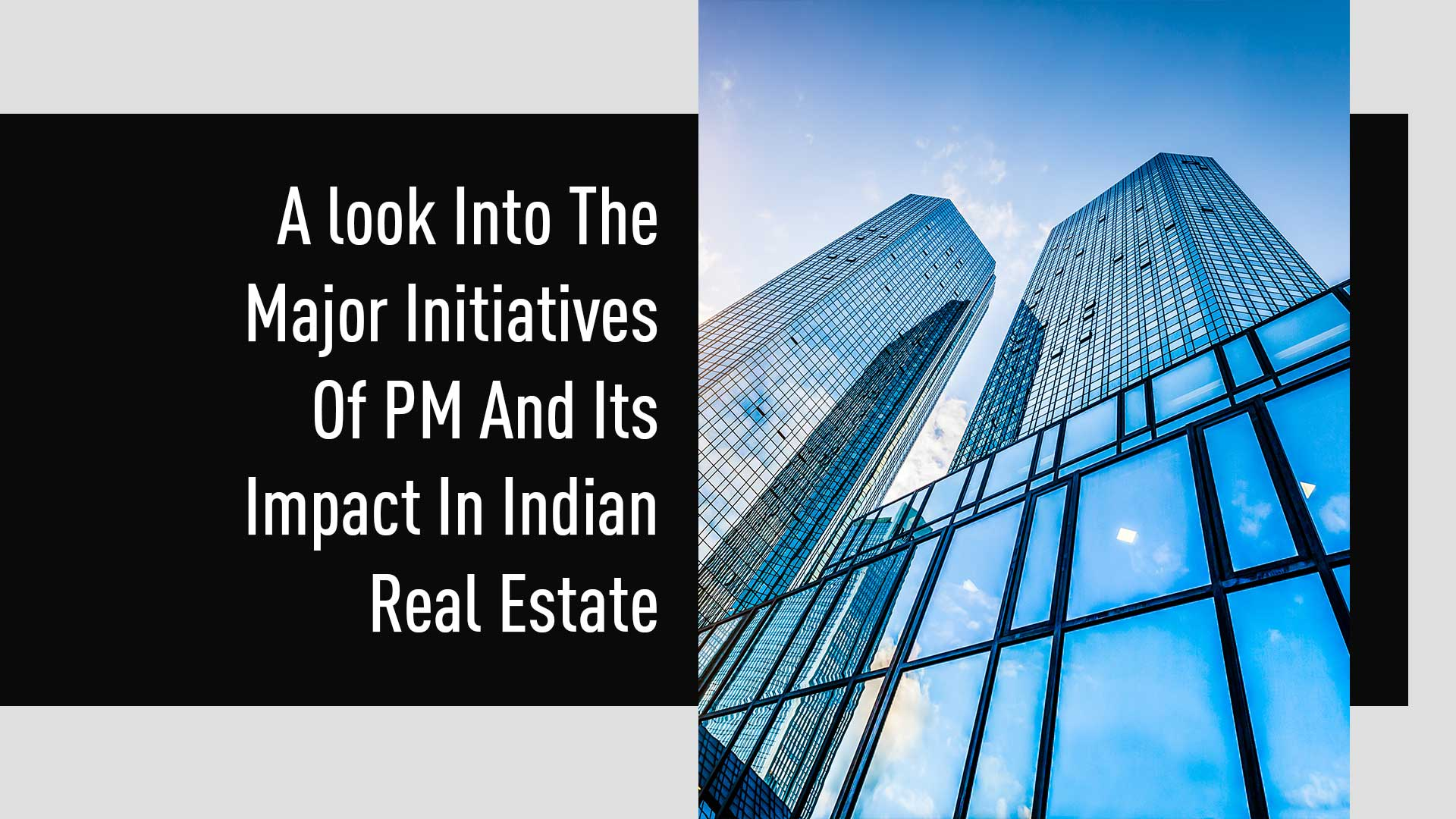 5 Years Of Modi - Is Indian Real Estate's 'House' In Order?