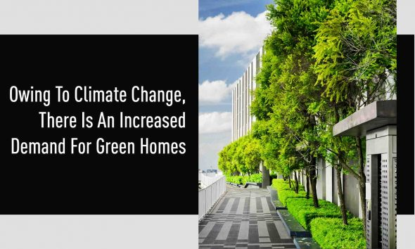 Buyers And Office Occupiers Are In Favour Of Green Buildings