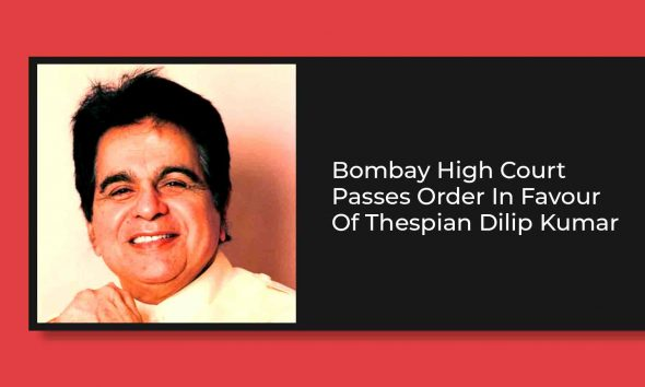 Dilip Kumar Granted Relief In Case Against Prajita Developers