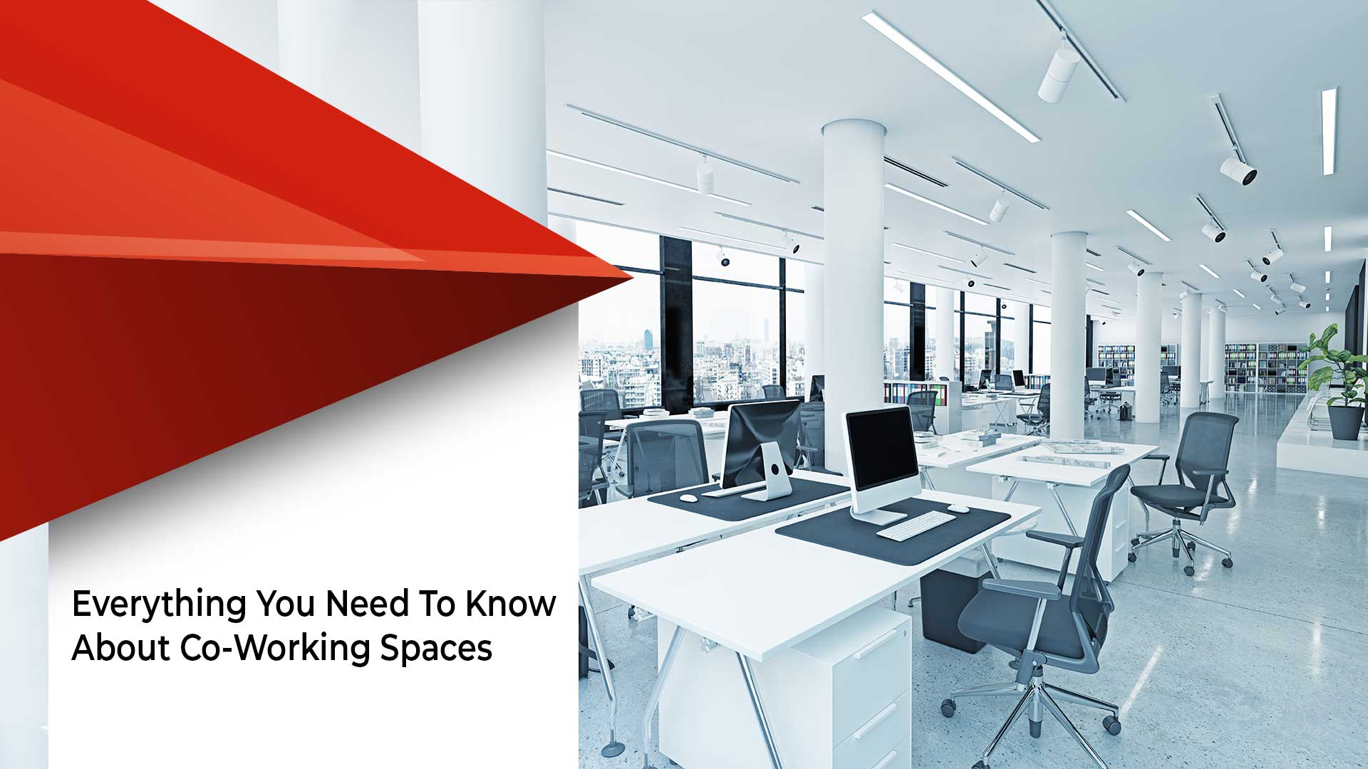 5 Reasons Why Co-working Spaces Are The Best
