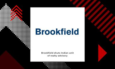 Brookfield Stops Property Management Services In India