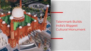 Talenmark to Build India's Biggest Cultural Monument In Kerala