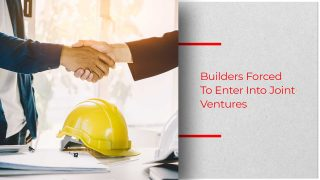 Joint Ventures Emerge As A Solution For Crisis-hit Developers