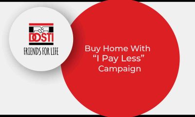 """Dosti Realty Presents """"I Pay Less"""" Campaign This Cricket Season"""