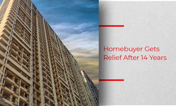 Homebuyer To Get Refund With A Flat From Prarthana Enterprises