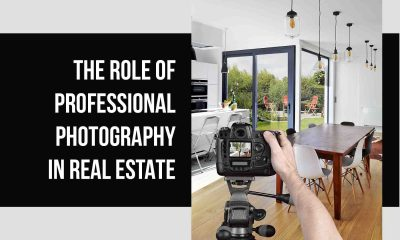 Top 5 Benefits Of Professional Real Estate Photography