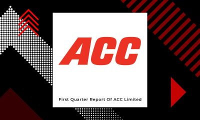 ACC Limited Announces Financial Results for First Quarter 2019