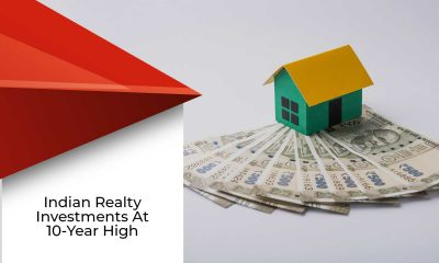 Indian realty records the highest quarterly funding since 2008