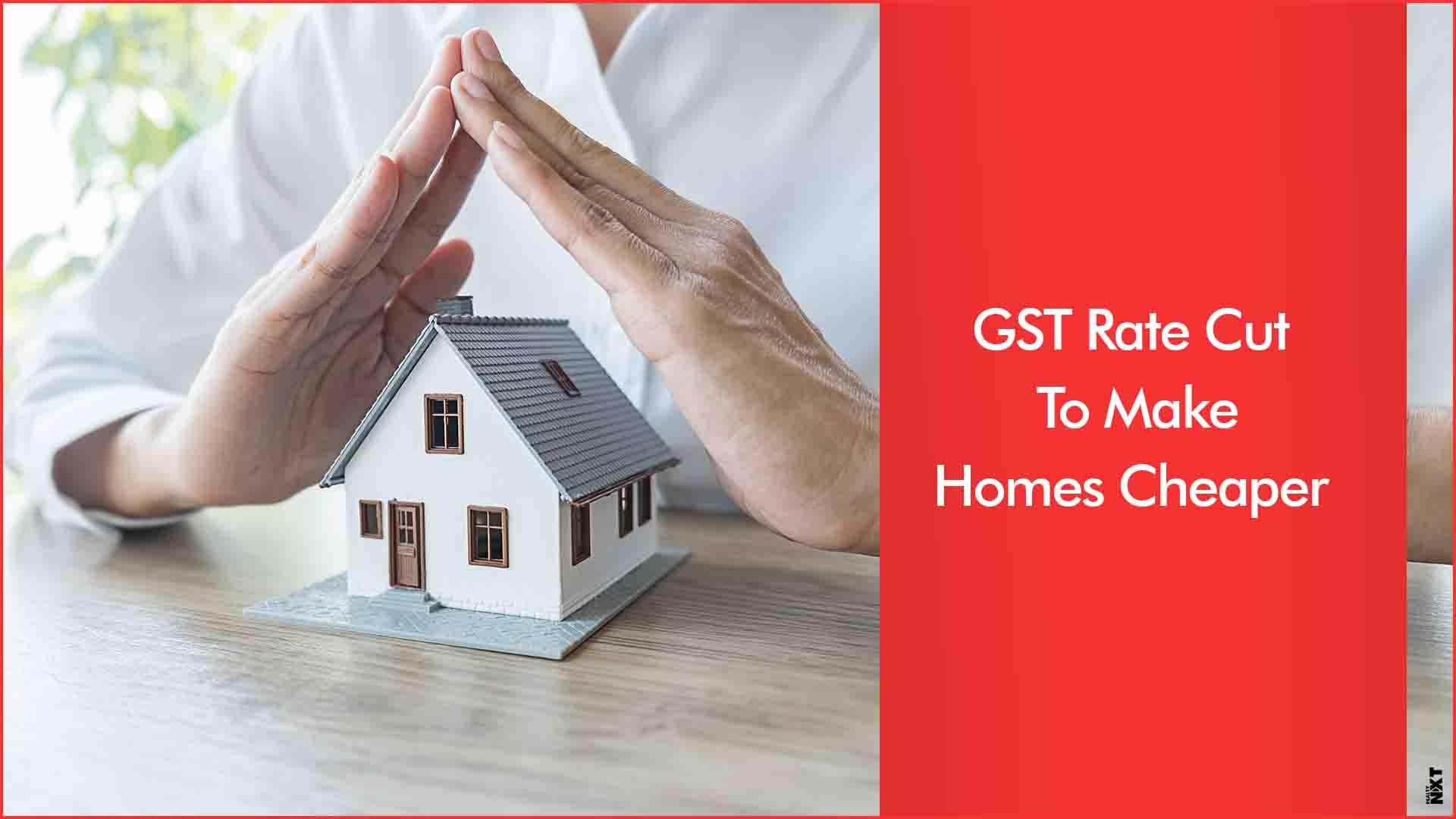 GST Rate Cut Brings Major Joy To Tier II And Tier III Cities