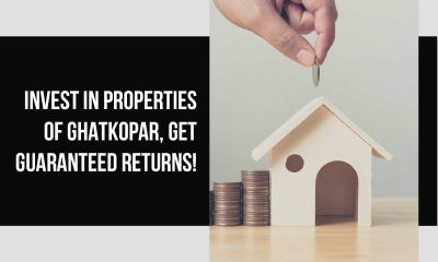 Reasons Why Ghatkopar Is A Safe Option For Property Investment