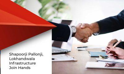 Shapoorji Pallonji Collaborates With Lokhandwala Infrastructure