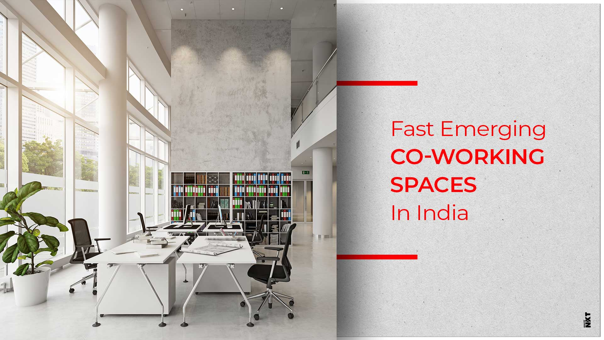 Top 10 Co-working Space Providers In India