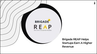 Startups Under Brigade REAP Witness A Hike In Revenue