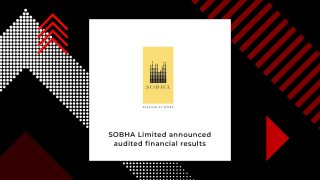 SOBHA Records Best Ever Performance In FY 18-19