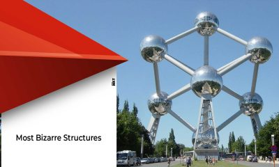 Top 10 Strangest Architectural Buildings In The World
