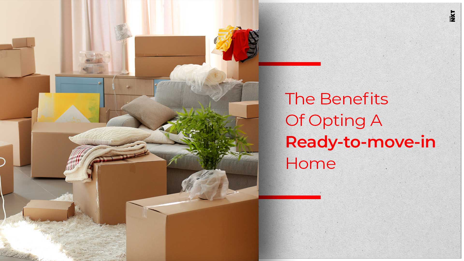 Ready-to-move Or Under-construction Home? Which One To Choose?