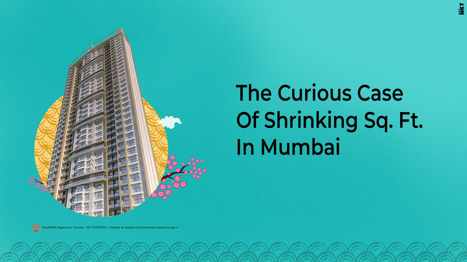 The Shrinking Sq. Ft. Phenomenon Of Mumbai's Real Estate