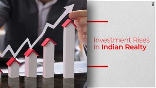 $3.5 Billion Flows Into India's Real Estate Sector