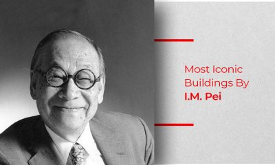 Top 6 Masterpieces By World Famous Architect I.M. Pei