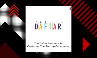 'The Daftar' In Pune Offers A Highly Creative Work Environment