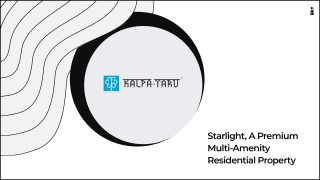 Kalpataru Launches 'Starlight' on Kolshet Road, Thane