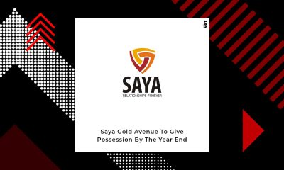 Saya Gold Avenue Built With 1225 Crores Complete By Year End