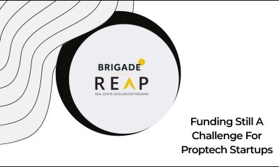 Brigade REAP Identifies Obstacles Of Proptech Startups