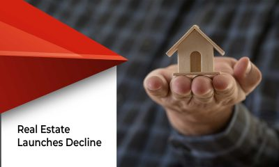 Real Estate Launches Decline But Sales Go Up